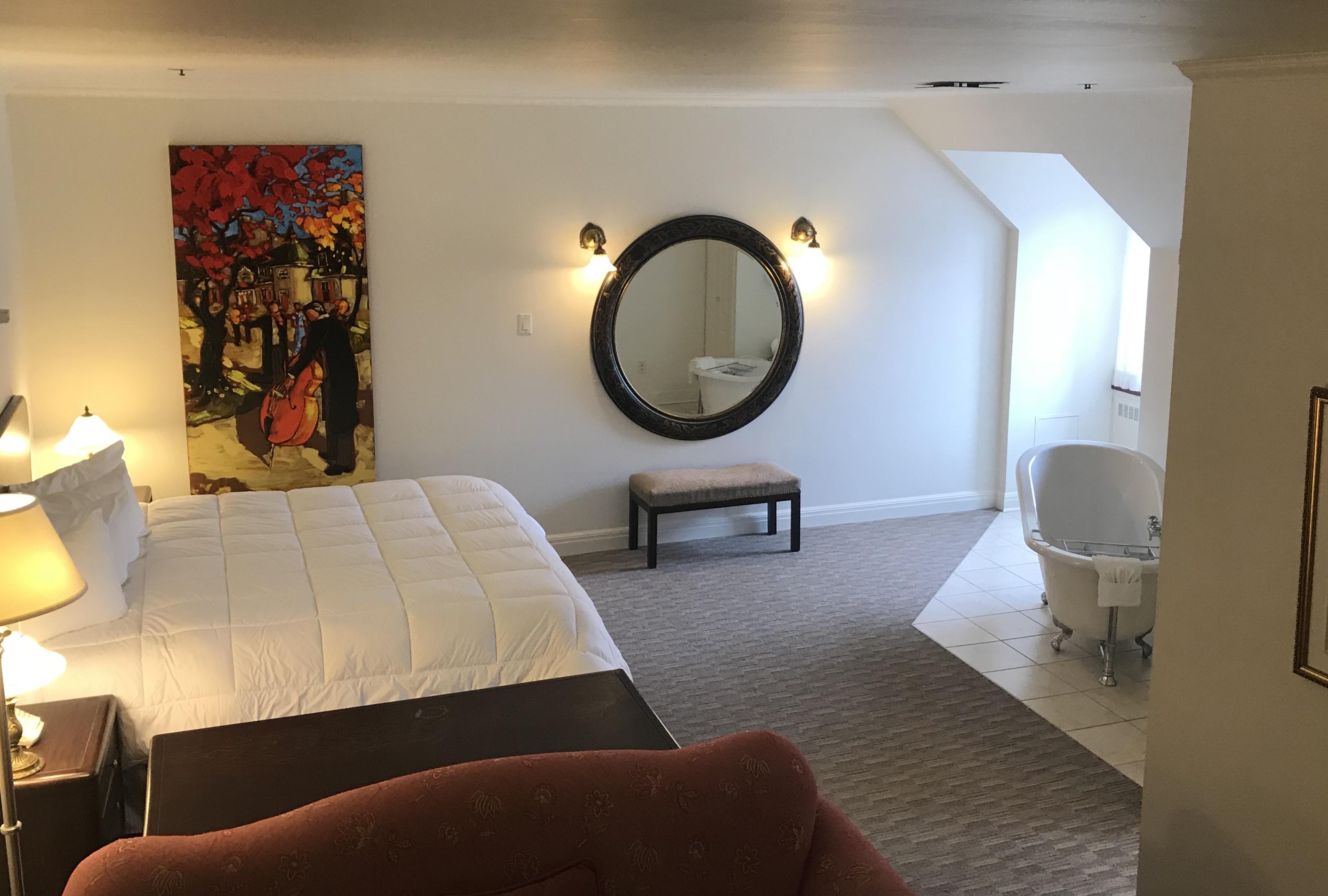 Corporative suite | Hôtel Rimouski